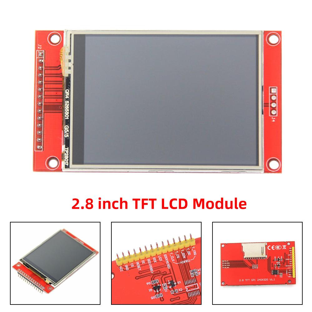 2.8 Inch TFT LCD Module With TouchPad ILI9341 Drive IC 240(RGB) 320 SPI-buy at a low prices on Joom e-commerce platform