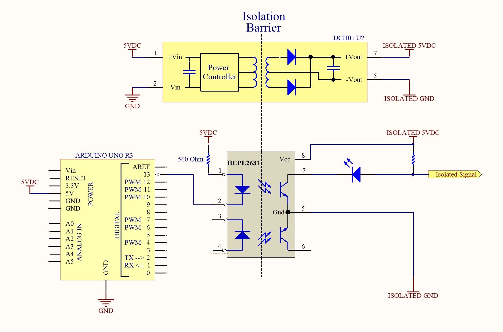 How to Eliminate Ground Loops with Signal Isolation - Projects